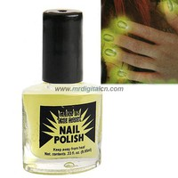 9.85ml Brush Nail Art Deco Enamel Varnish Fluorescence Nail Polish [4332] - US&amp;#36;2.33 - China Electronics Wholesale - FlyDolphin.com
