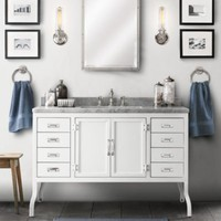 Pharmacy Extra-Wide Single Vanity | Pharmacy | Restoration Hardware