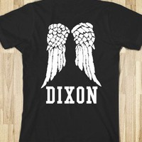Dixon with wings- walking dead