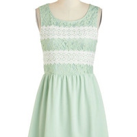 Key Lime Cheesecake Dress | Mod Retro Vintage Dresses | ModCloth.com