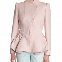 Wool peplum jacket - WRENN - Ted Baker