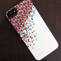 iPhone 5 Case - Geometric - Funfetti 2: Electric Boogaloo - geometric iPhone case, unique iPhone case, hipster iphone case, iphone 5 case