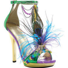 Ellie M-Mardigras - Green - Free Shipping & Return Shipping - Shoebuy.com