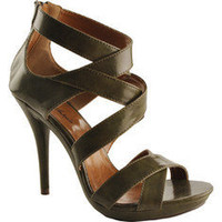 Michael Antonio Tina - Olive - Free Shipping & Return Shipping - Shoebuy.com