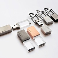 Empty Memory USB Drives