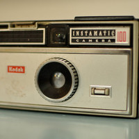 Kodak Instamatic 100 VINTAGE CAMERA by LilytheDogVintage on Etsy