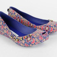 Melissa Alexandre Herchocovitch x Melissa Ultragirl in Blue Multi :: tobi