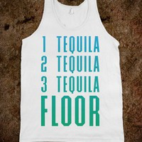 1 Tequila 2 Tequila 3 Tequila FLOOR