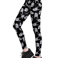 Rock On Leggings - Clothes | GYPSY WARRIOR