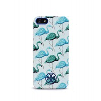 Tory Burch Flamingo iPhone 5 Case in Mint Multi