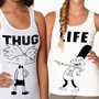 HEY ARNOLD BFFS TANKS