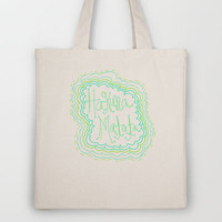 Hakuna Matata Tote Bag by Kayla Gordon | Society6