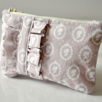 Regal Lady Mini Ruffle Purse.