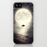 Imagine - Second Date  iPhone Case by Belle13 | Society6