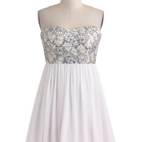 Savoir Fairy Tale Dress in Ice | Mod Retro Vintage Dresses | ModCloth.com