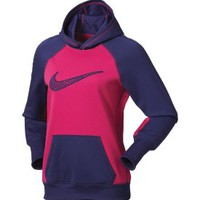 Nike Women&#x27;s Performance Fleece Swoosh Hoodie - Dick&#x27;s Sporting Goods