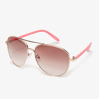 F9094 Aviator Sunglasses | FOREVER 21 - 1011379094