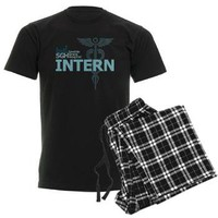 Seattle Grace Intern Men's Dark Pajamas> Grey's Anatomy TV Store