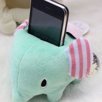 Cute San-x Sentimental Circus Elephant Phone Holder