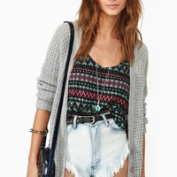 Tribal Stripe Tank
