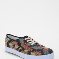 KEEP Homer Blanket Print Low-Top Sneaker