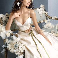 Bridal Gowns, Wedding Dresses by Jim Hjelm - Style jh8901