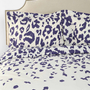 Magical Thinking Falling Leopard Print Sham - Set Of 2