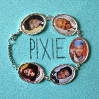 The Fresh Prince of Bel Air cameo bracelet - Banks Family