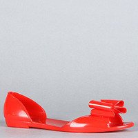The Fly Jelly Flat in Red : Fiebiger : Karmaloop.com - Global Concrete Culture