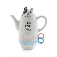 Paw Me a Cup - Tea Set in Puppy