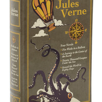 Collected Works of Jules Verne | Mod Retro Vintage Books | ModCloth.com