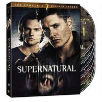 Supernatural: The Complete Seventh Season |