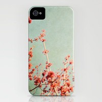 Spring Has Sprung in Indiana iPhone Case by Kate Perry | Society6