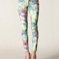 Funky Poppy Delux Legging, Pieces