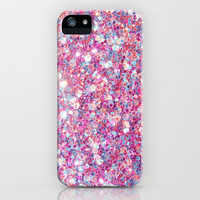 Twinkle Pink iPhone Case by Sharon Johnstone | Society6