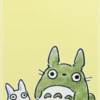 """Totoro and Company"" iPhone & iPod Cases by MissCake 