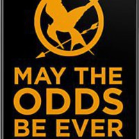 """The Hunger Games - May the odds be ever in your favor"" iPhone & iPod Cases by mioneste 