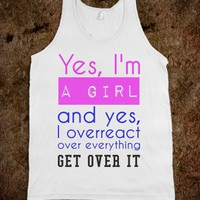 I am a girl - Dani&#x27;s Boutique