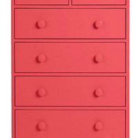 Nellie Bedside Dresser, 6 drawers