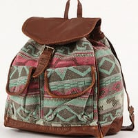 Kirra Pastel Ethnic Backpack at PacSun.com