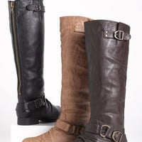 dELiAs > Tenley Harness Boot > shoes > boots > flats