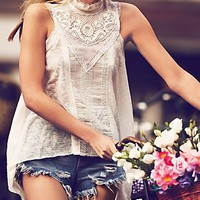 Free People FP X Gibson Top
