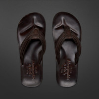 Rugged Spring Flip Flops
