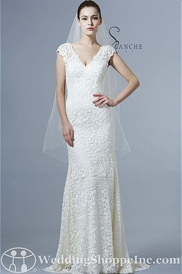 Saison Blanche Boutique Bridal Gown B3144