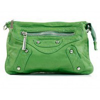 Lime Mini Handbag