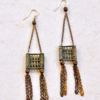 Vanessa Mooney Akha Earrings at OurChoix.com
