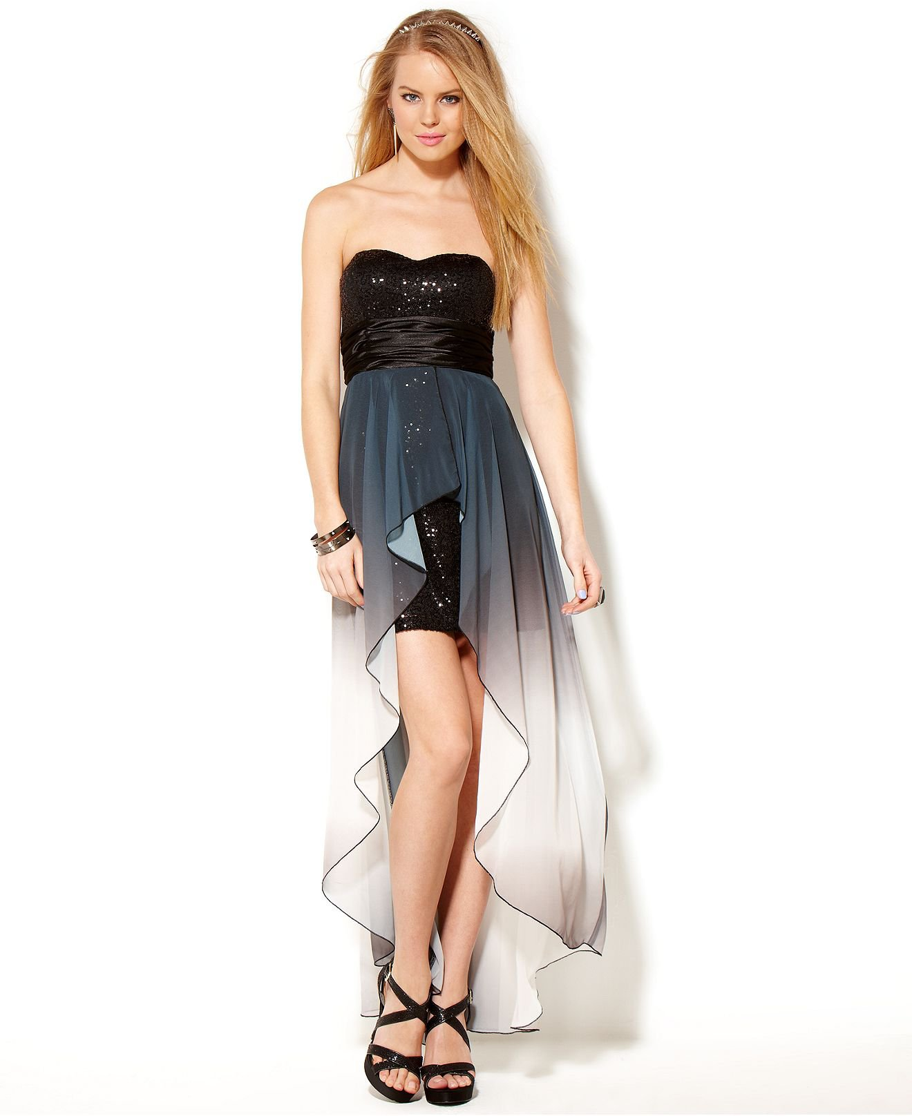 Macys Prom Dresses Short Gown And Dress Gallery