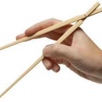ThinkGeek :: Kitastick Linking Chopsticks