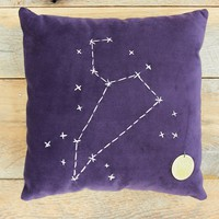 Free People Star Sign Pillows