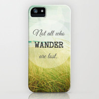 Wander iPhone Case by Olivia Joy StClaire | Society6